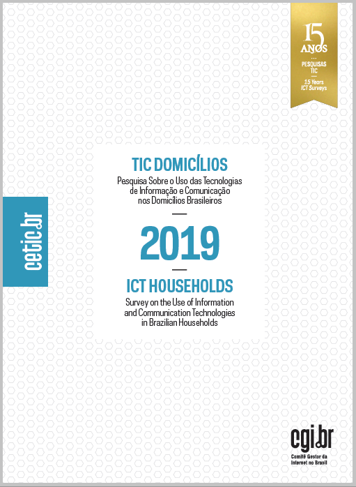 Survey on the Use of Information and Communication Technologies in Brazilian Households - ICT Households 2019
