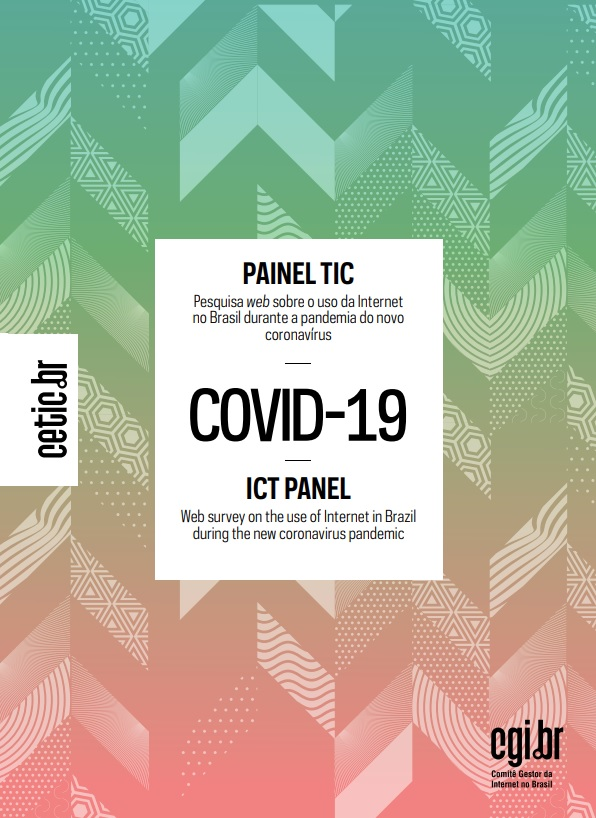 ICT Panel COVID-19:  Web survey on the use of Internet in Brazil during the new coronavirus pandemic